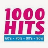 1000 HITS Sweet Radio.