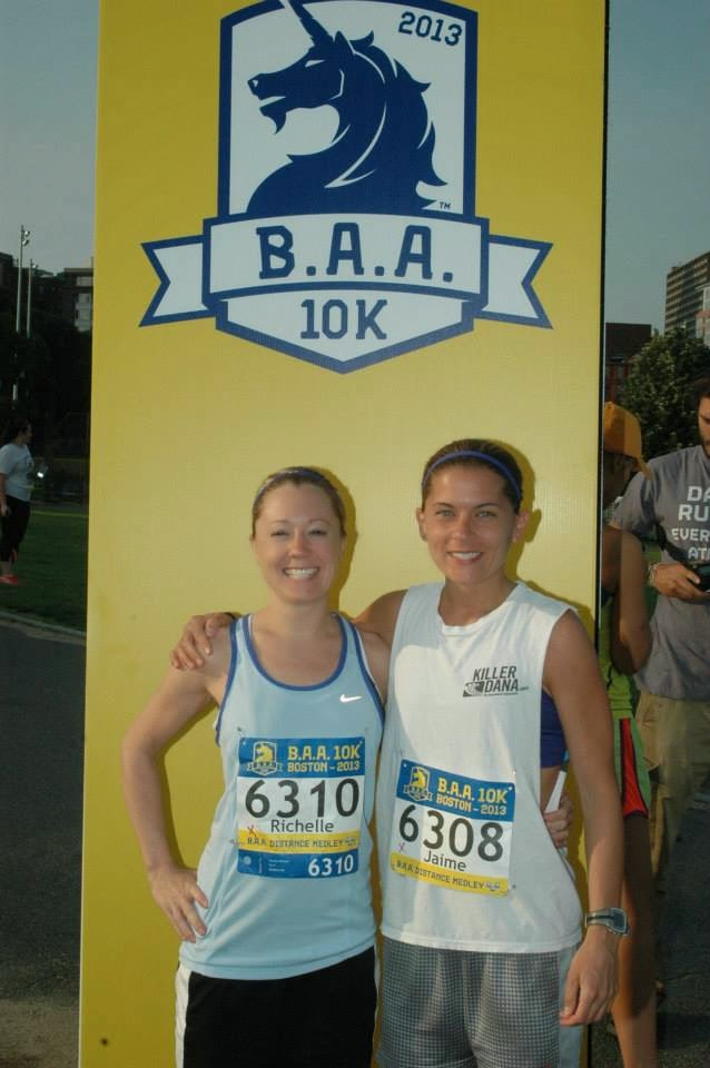 B.A.A. 10K, Boston Marathon, health, fitness, running