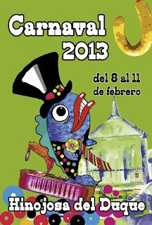 Carnaval de Hinojosa del Duque 2013