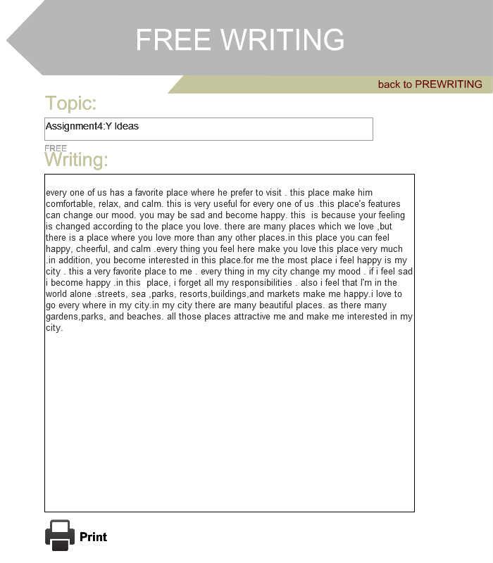 Buy description essay