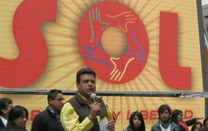 Elecciones 2015 en Bolivia