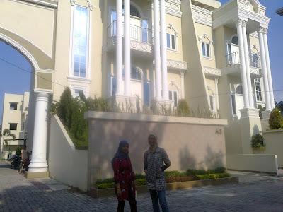 type rumah modern on Rumah Mewah Classic Modern 5 Kamar Type 375 - Rumah Minimalis, Classic ...