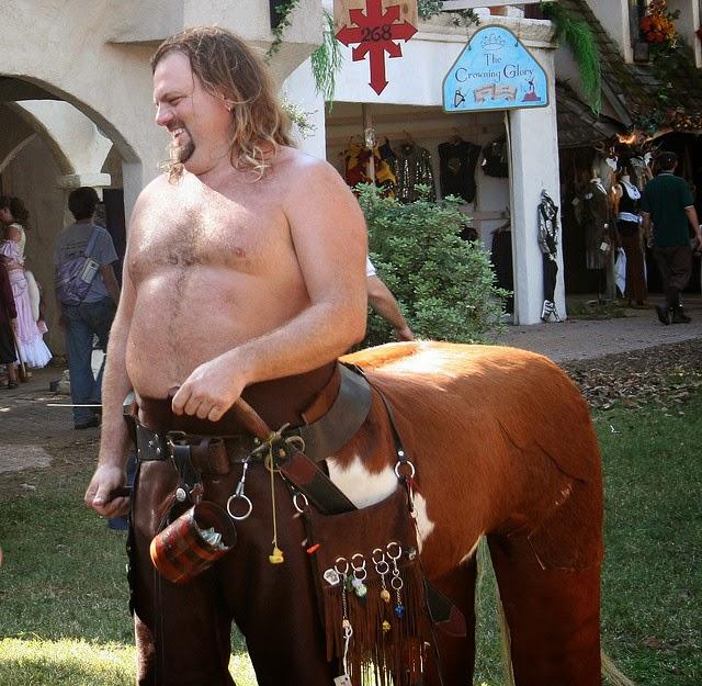 fat centaur