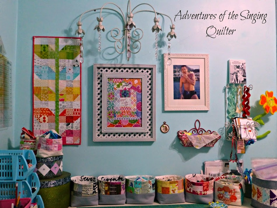 Adventures of the Singing Quilter