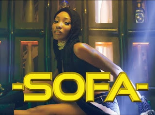 Sofa video by Kiss Daniel