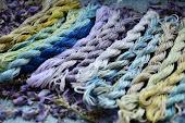 Teinture coton