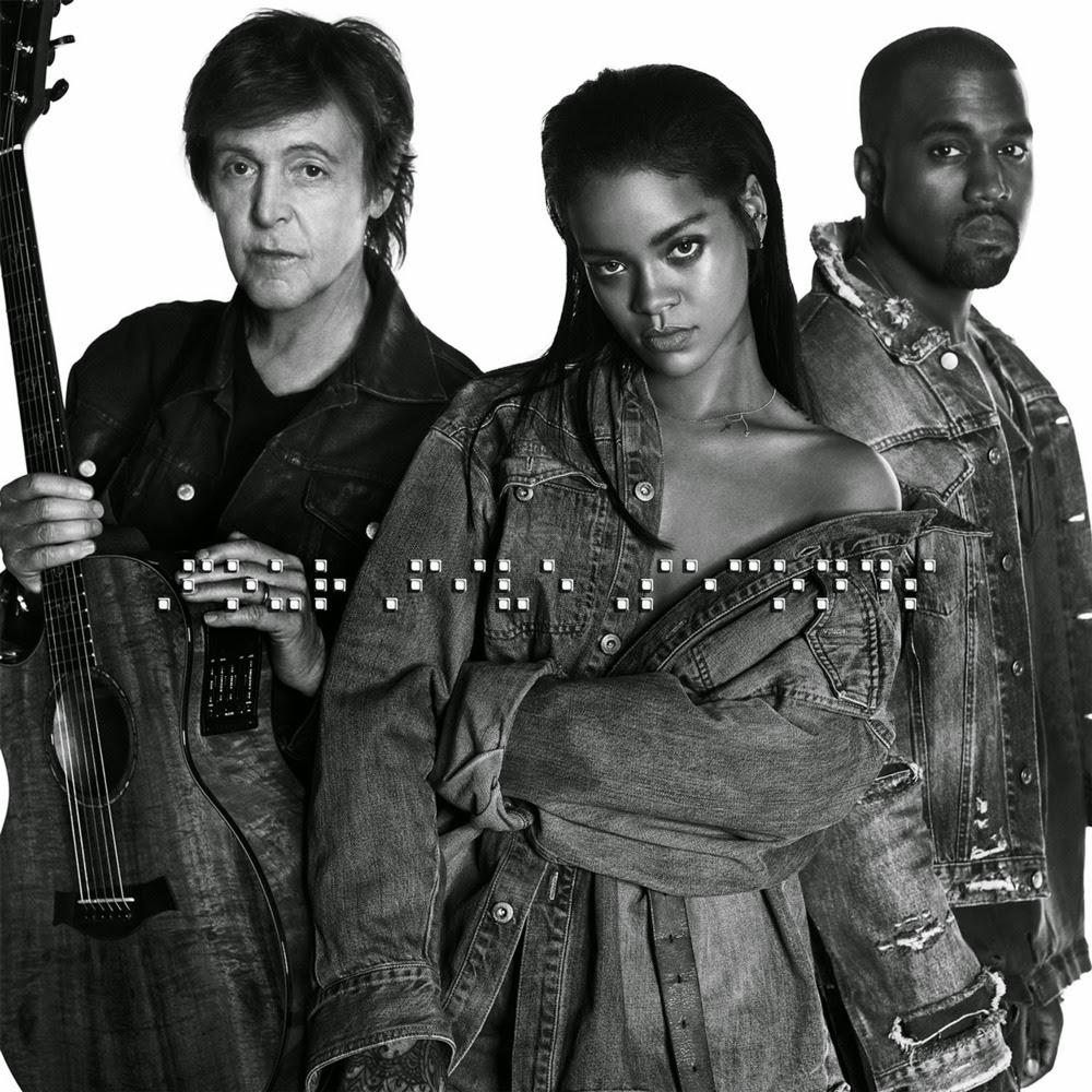 fourfiveseconds, Rihanna