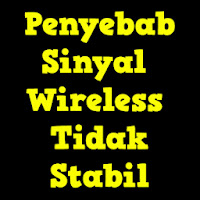 Masalah pada Router Wireless