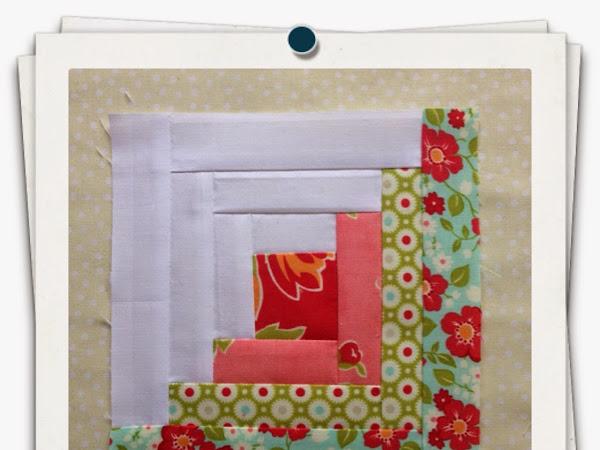 Chatelaine Free BOW Sampler Quilt- Block 24