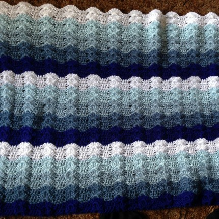 Rocked by the waves - Free Pattern