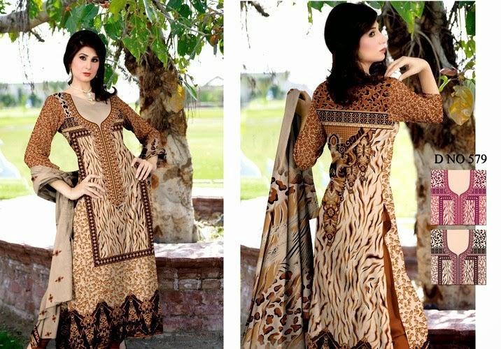 Ajwa Textiles Soughat Classic Lawn