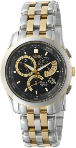 Citizen Men's BL8004-53E Eco-Drive Calibre 8700 Watch