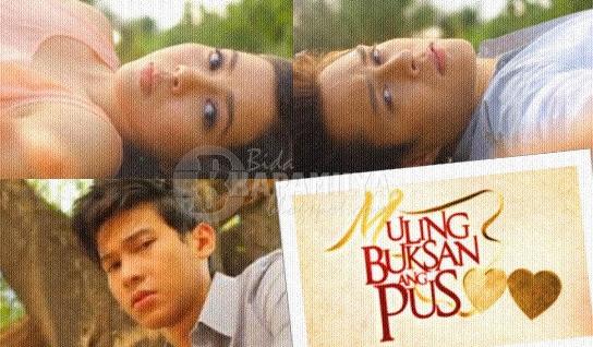 Muling Buksan Ang Puso Love Triangle: Enchong Dee, Julia Montes and Enrique Gil