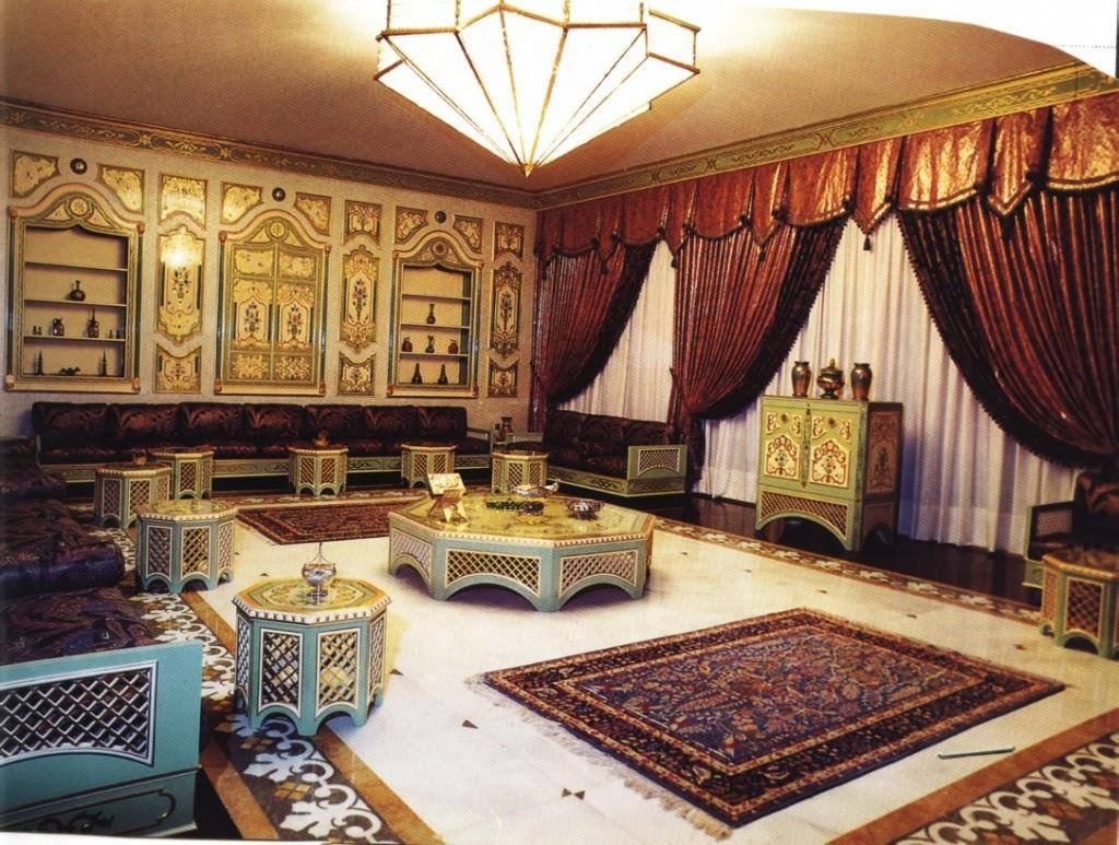 Salons du Maroc et Décoration orientale: mars 2014