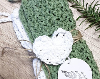 Rustic Dishcloths