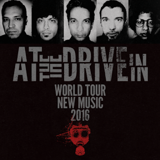 At the Drive In announce 2016 World Tour and New Music