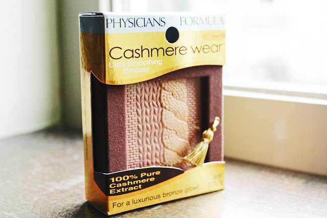 physicians formula cashmere wear bronzer
