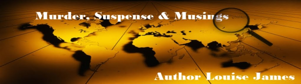 Murder, Suspense & Musings