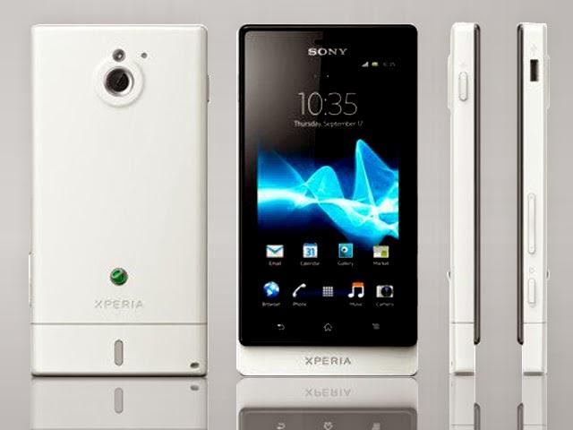Sony, Sony Xperia, Sony Xperia Sola MT27i Pepper