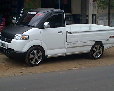 Modifikasi mobil pick up mega carry 1 5 grand max futura ...