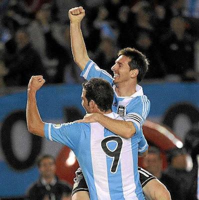 Partido amistoso Argentina vs Alemania ¡Convocados!