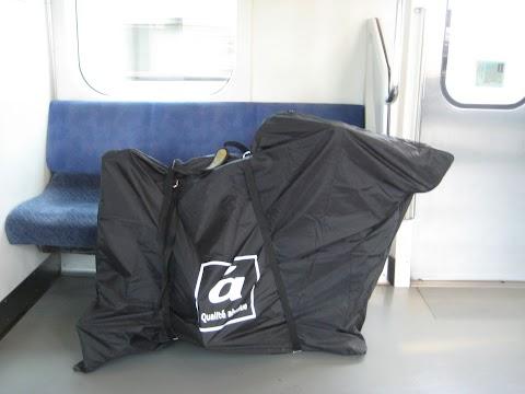 Can I take my bike on a train in Tokyo?