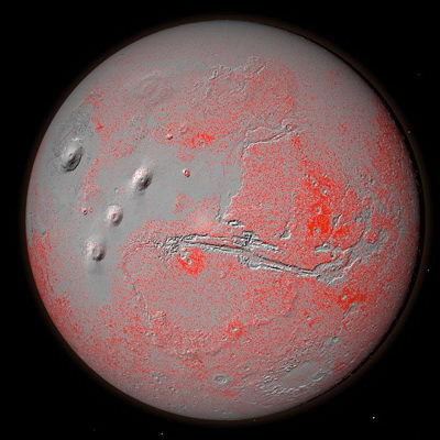 a research on the planet mars This implies a global martian catastrophe comparable to the genesis flood mars captures the imagination more than any other planet and that it will inspire more creationist research on mars conclusion.
