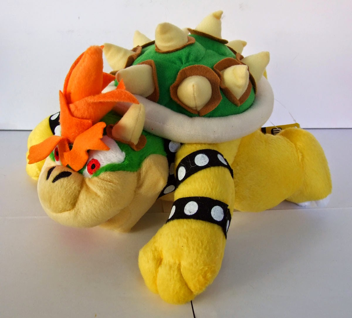 Peluche Mario Bros Bowser