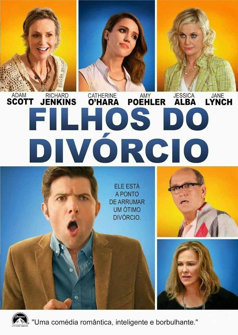 Filhos Do Divórcio Torrent - Blu-ray Rip 1080p Dublado (2014)
