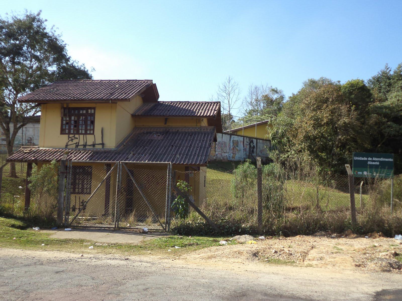 casa da comunidade no santa cândida