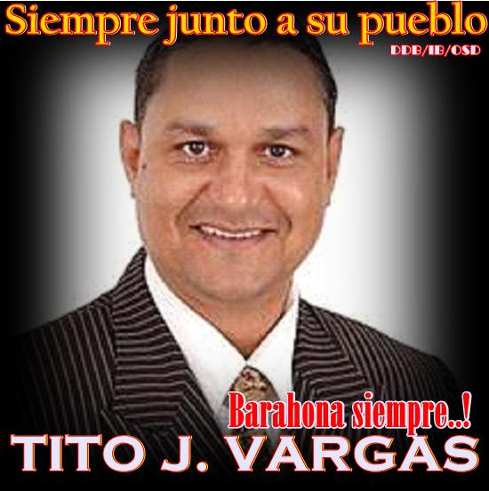 DOMINGO SILFA-TITO J. VARGAS-, ASESOR NACIONAL DE TURISMO