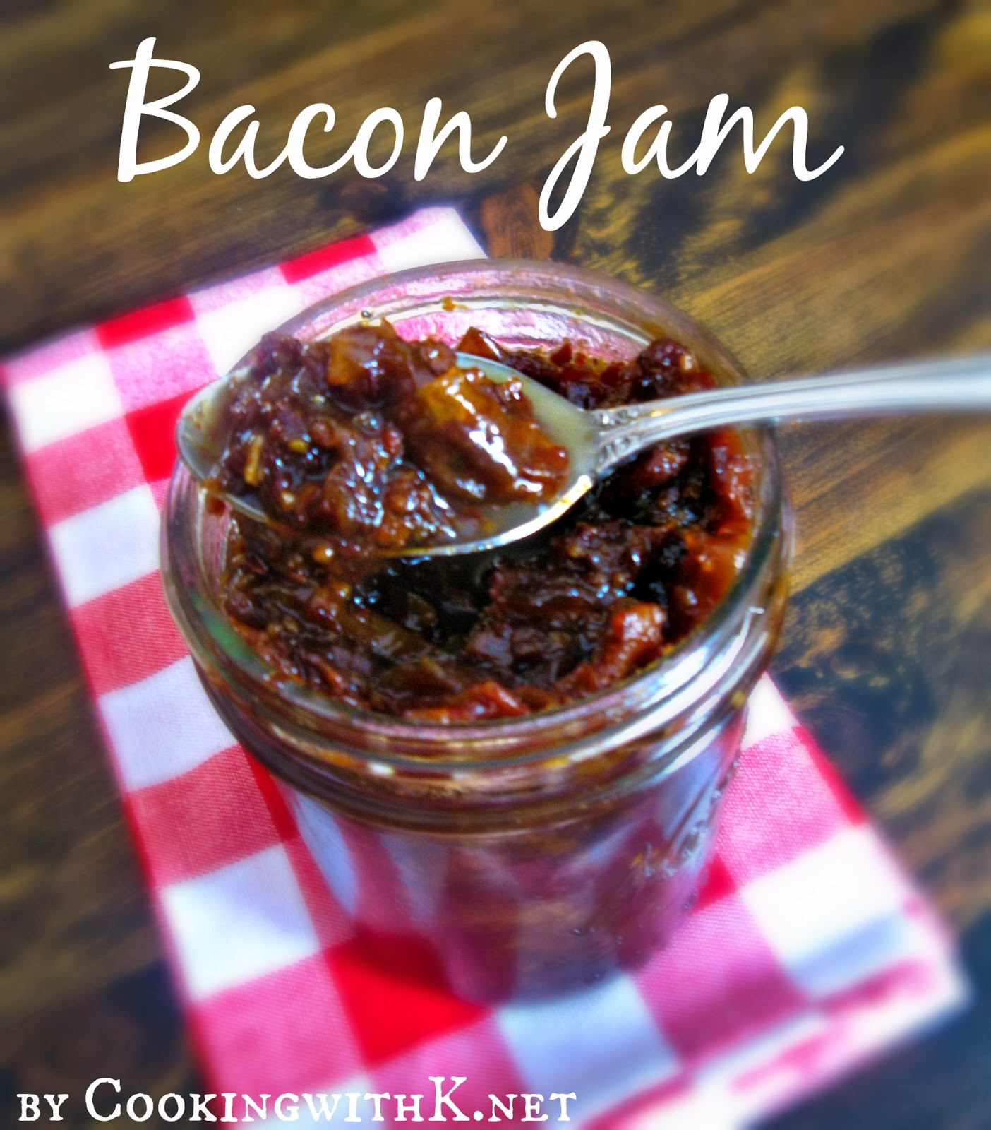 Bacon Jam has been going around the blog world for some time now, and ...