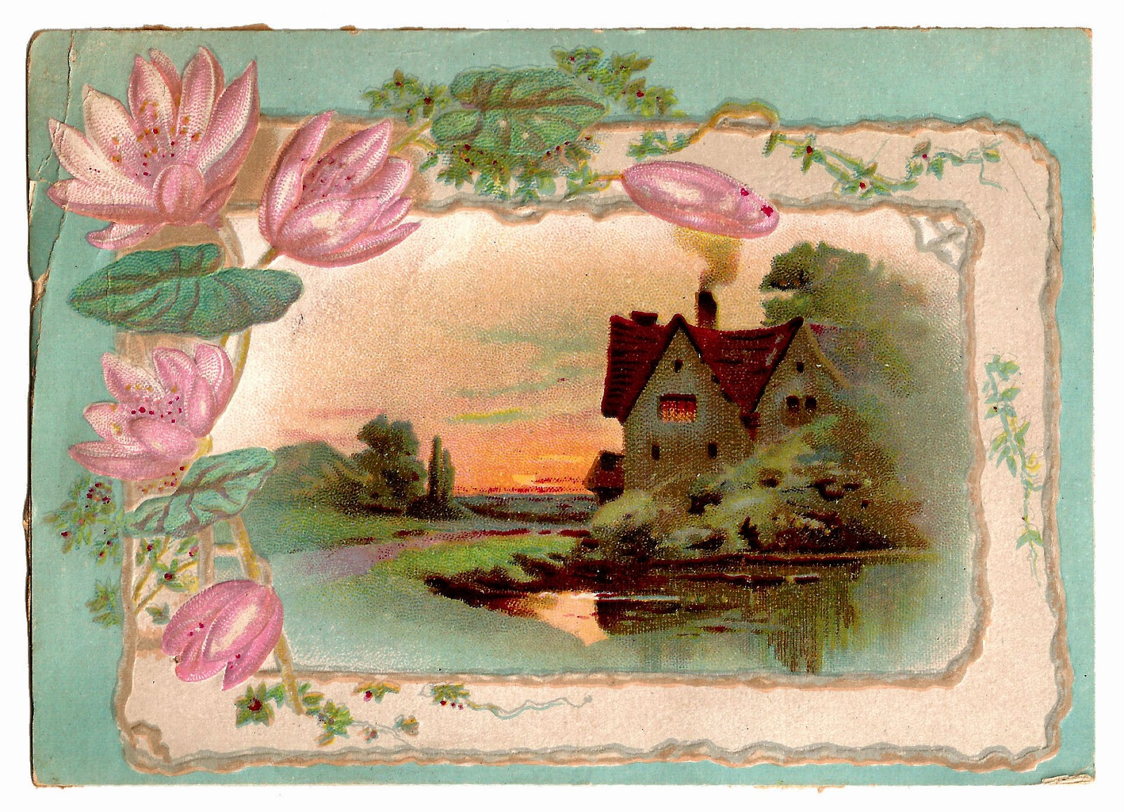 http://4.bp.blogspot.com/-VLhsYCHhhe8/VMKbo6ZJZBI/AAAAAAAAVOY/n7Dvuy1bfn8/s1600/cottage_onwater_pink_lilies-2.jpg