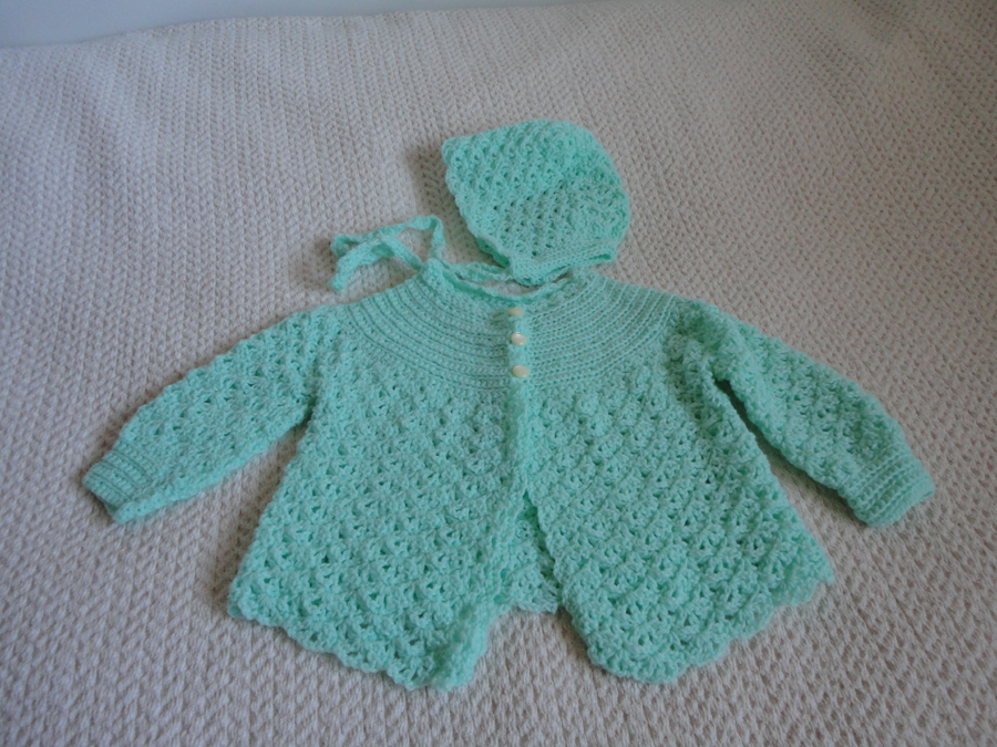RECIPES/CROCHET - Free Patterns: Baby Blankets, Layettes