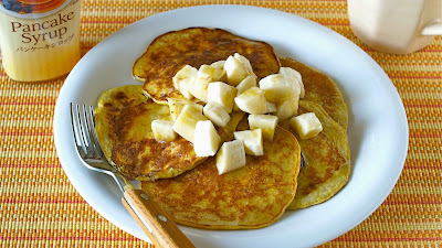 How to make 2 ingredient banana pancakes healthy flour less high how to make 2 ingredient banana pancakes healthy flour less high protein video recipe create eat happy kawaii japanese food recipes and cooking ccuart Image collections