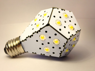 Unusual Light Bulbs and Creative Light Bulb Designs (15) 3