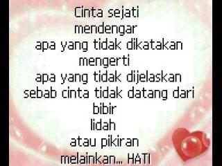 Puisi Cinta Untuk Kekasih 2012