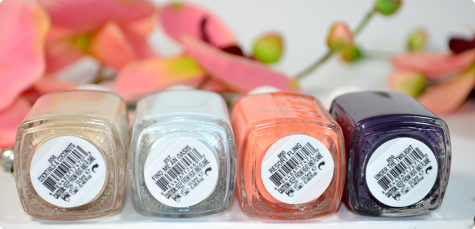 essie Resort 2014 Collection Review + Swatches