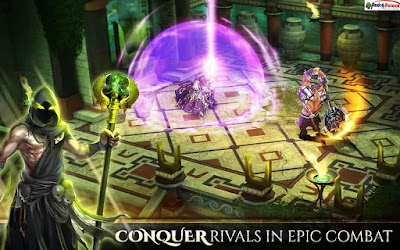 BLOOD & GLORY: IMMORTALS 2.0.0 APK (MOD+DATA) Android