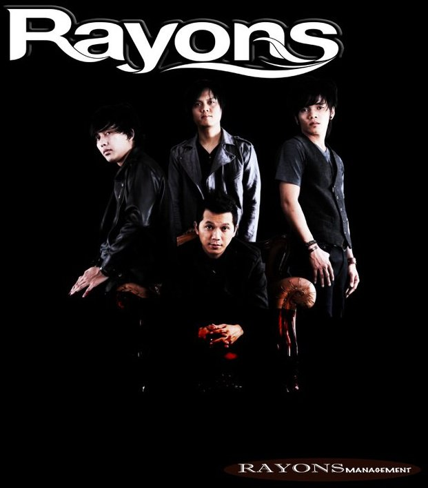 rayons band Rayons – Siapa Dia