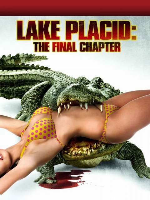 Lake Placid The Final Chapter (2012) BRRip 720p Hindi Dubbed