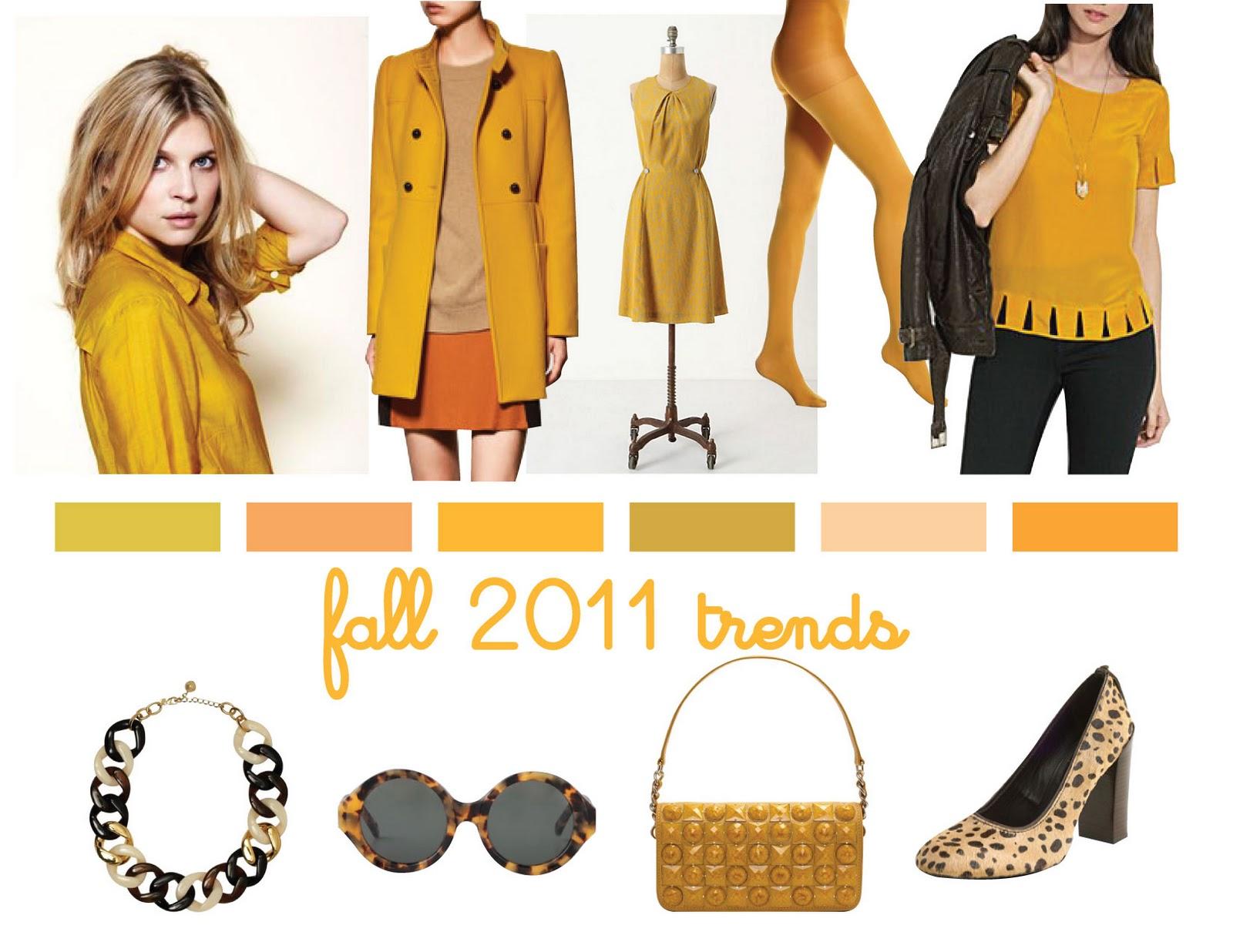 Llorente Design Fall Fashion Moodboards