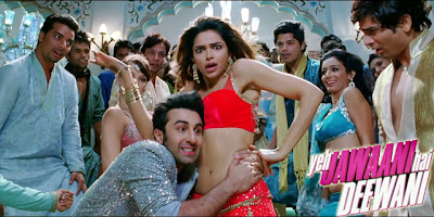 Dilliwali Girlfriend Lyrics - Yeh Jawaani Hai Deewani 2013