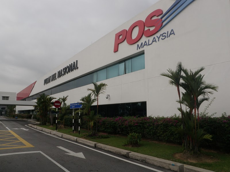 Unschooling Homeschool Post Office National Mail Centre Shah Alam 21 September 2011
