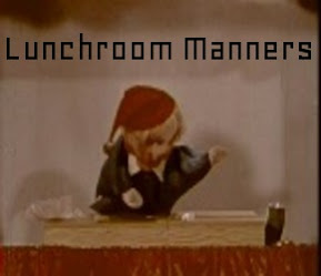 Lunchroom Manners School Film