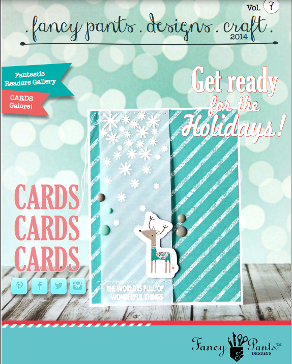 Fancy Pants Designs November 2014 Newsletter