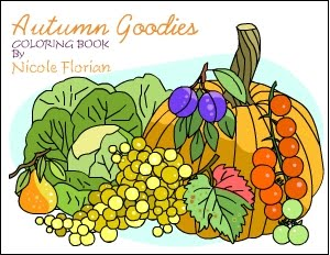 AUTUMN COLORING BOOK * ON SCRIBD