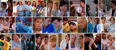 Mejores momentos de la serie 'Hospital Central'