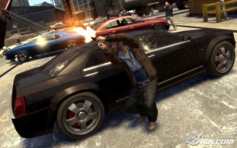 grand theft auto iv rockstar advanced game engine