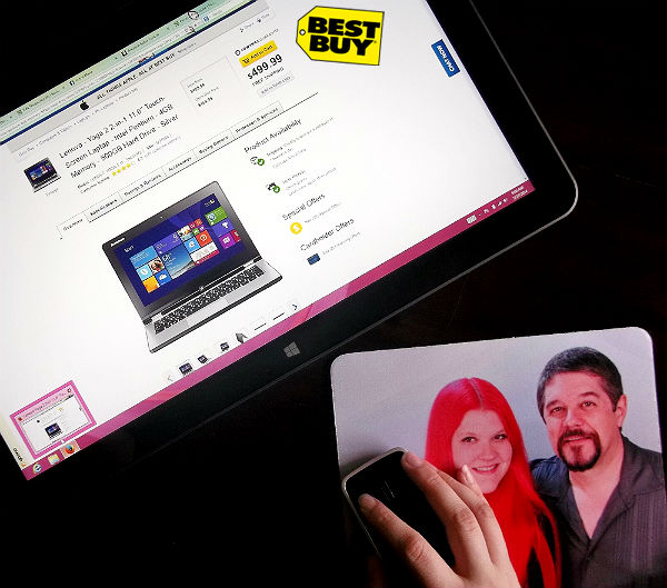 Using Best Buy's Father's Day gift guide to find the perfect Father's Day gift for my Gizmo Guru dad! #GreatestDad